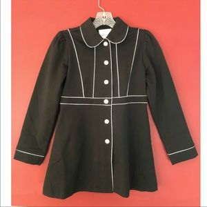 JANIE & JACK GIRLS COLLECTION TRENCH COAT JACKET